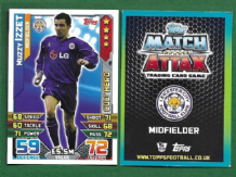 Leicester City Muzzy Izzet Turkey H6 Cult Hero